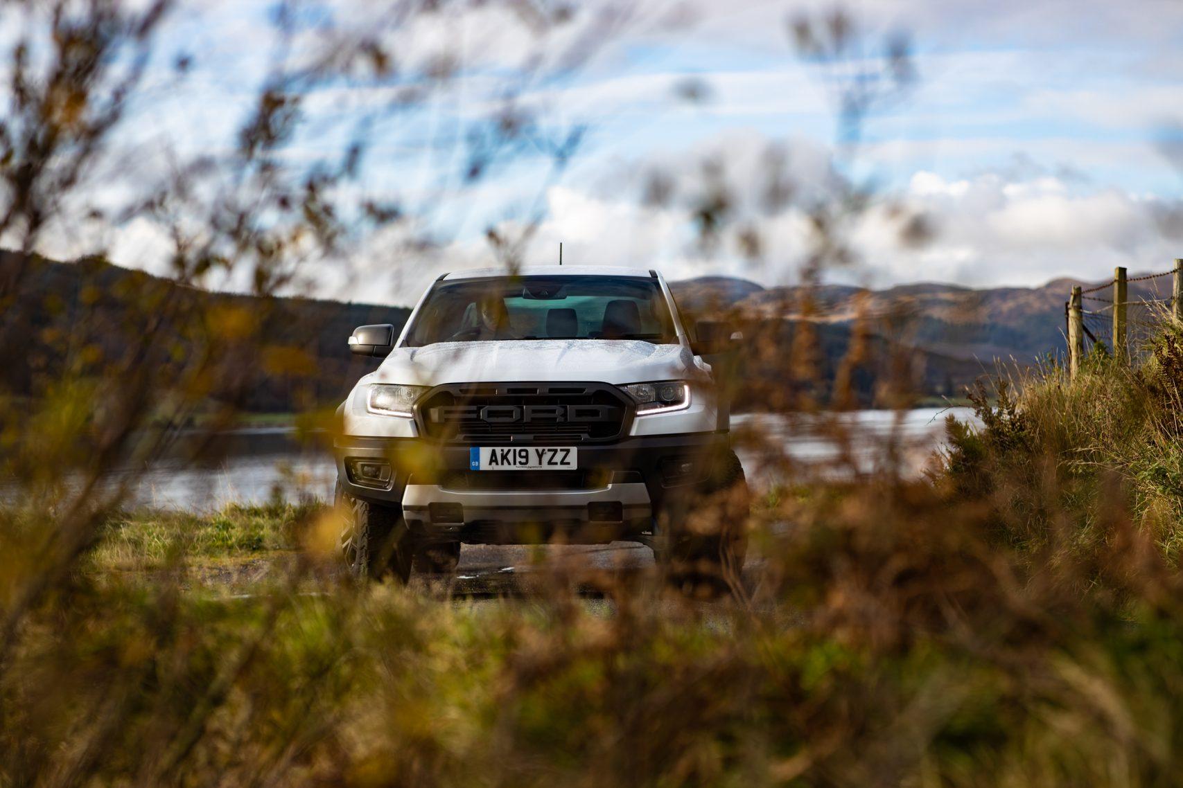 DRIVEN — Ford Ranger Raptor