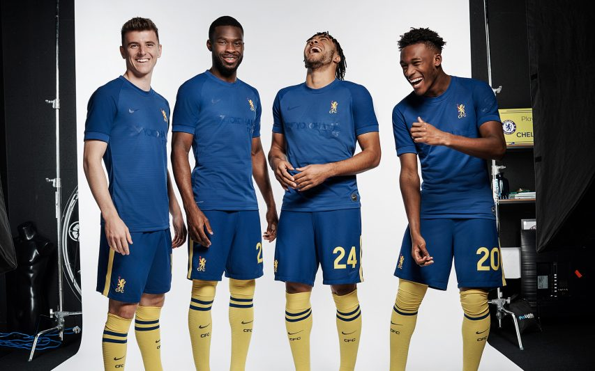 Chelsea FC x Nike | 50th Anniversary Kit