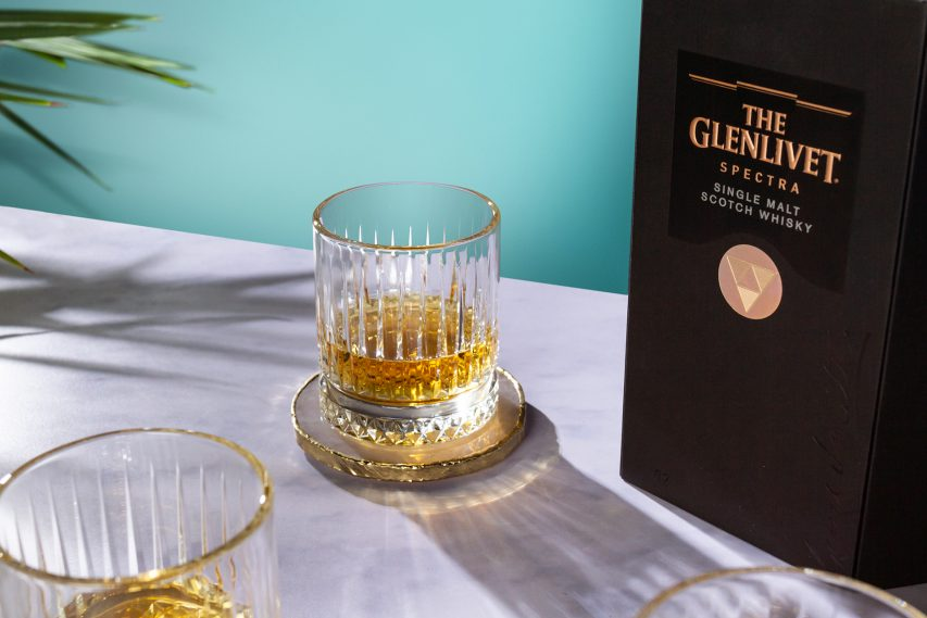 Glenlivet — The Visible Spectra