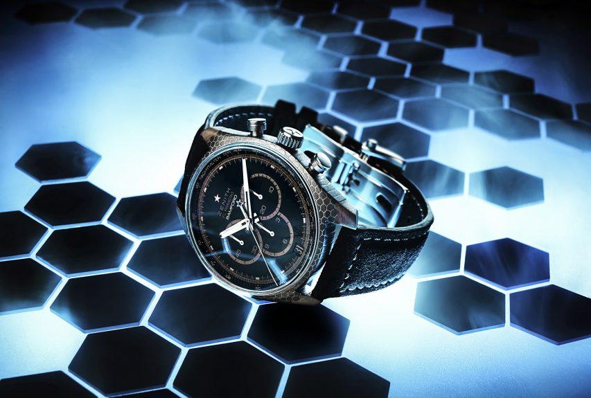 Bamford Watch Department + Black Badger — Zenith El Primero Superconductor