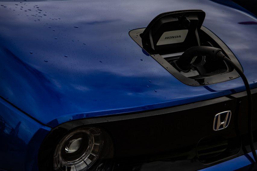 DRIVEN — All new Honda e