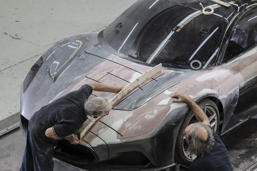 Maserati MMXX — A New Era