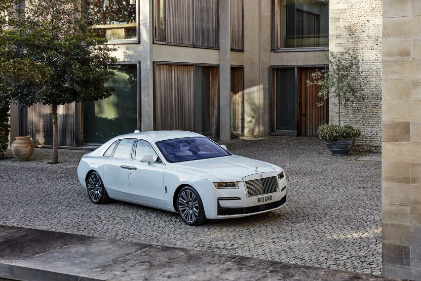 DRIVEN — The New Rolls-Royce Ghost
