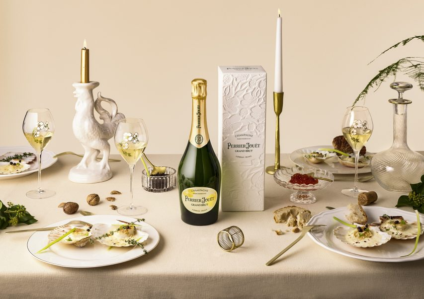 Gifts of Note — Maison Perrier-Jouët