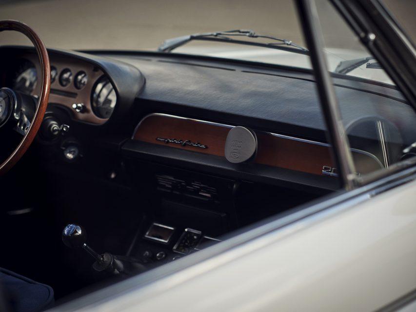 Car Diffuser — by Acqua di Parma + Poltrona Frau