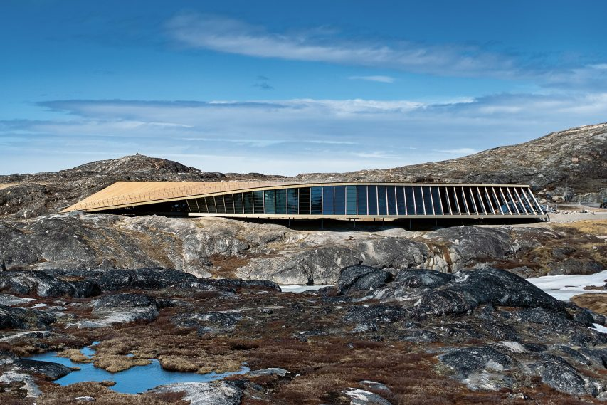 Organic Architecture — Ilulissat Icefjord