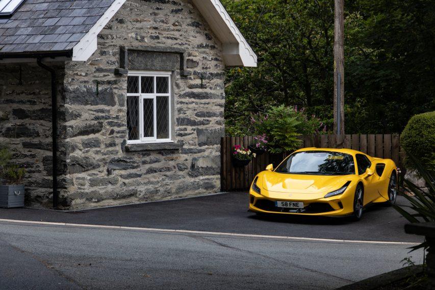 DRIVEN — Ferrari F8 Spider